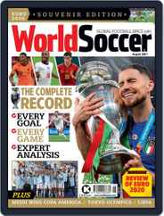 World Soccer (Digital) Subscription August 1st, 2021 Issue