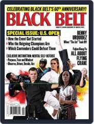 Black Belt (Digital) Subscription August 1st, 2021 Issue