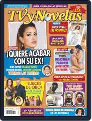 TV y Novelas México (Digital) Subscription July 19th, 2021 Issue