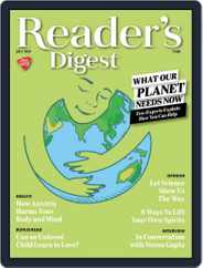Reader's Digest India (Digital) Subscription July 1st, 2021 Issue