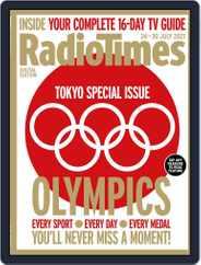 Radio Times (Digital) Subscription July 24th, 2021 Issue
