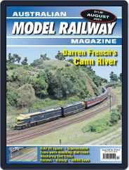 Australian Model Railway (Digital) Subscription August 1st, 2021 Issue