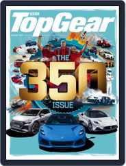 BBC Top Gear (digital) Subscription August 1st, 2021 Issue