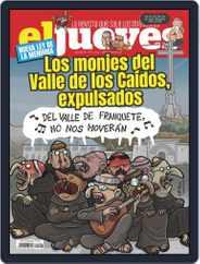 El Jueves (Digital) Subscription July 20th, 2021 Issue