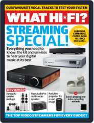 What Hi-Fi? (Digital) Subscription September 1st, 2021 Issue