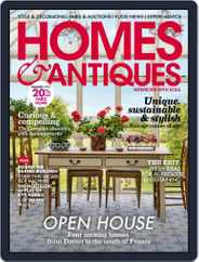 Homes & Antiques (Digital) Subscription August 1st, 2021 Issue