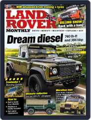 Land Rover Monthly (Digital) Subscription September 1st, 2021 Issue