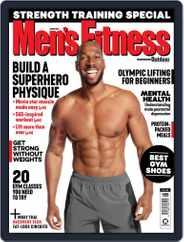 Men's Fitness UK (Digital) Subscription August 1st, 2021 Issue