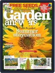 Garden Answers (Digital) Subscription August 1st, 2021 Issue