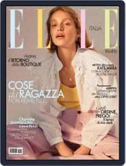 Elle Italia (Digital) Subscription August 7th, 2021 Issue