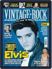 Vintage Rock (Digital) Subscription August 1st, 2021 Issue
