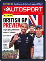Autosport (Digital) Subscription July 15th, 2021 Issue