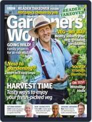 BBC Gardeners' World (Digital) Subscription August 1st, 2021 Issue