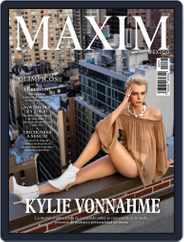 Maxim México (Digital) Subscription July 1st, 2021 Issue