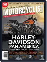 Australian Motorcyclist (Digital) Subscription August 1st, 2021 Issue