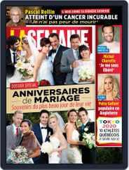 La Semaine (Digital) Subscription July 30th, 2021 Issue