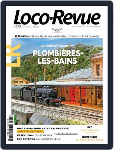 Loco-revue (Digital) August 1st, 2021 Issue Cover