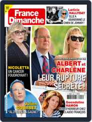 France Dimanche (Digital) Subscription July 23rd, 2021 Issue