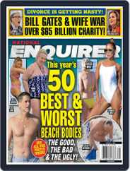 National Enquirer (Digital) Subscription August 2nd, 2021 Issue