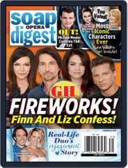 Soap Opera Digest (Digital) Subscription August 2nd, 2021 Issue