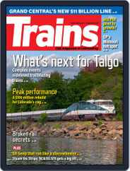 Trains (Digital) Subscription September 1st, 2021 Issue