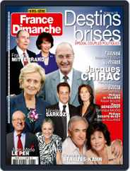 France Dimanche (Digital) Subscription July 1st, 2021 Issue