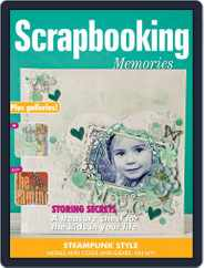Scrapbooking Memories (Digital) Subscription July 1st, 2021 Issue