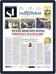 Sunday Independent (Digital) Subscription July 25th, 2021 Issue