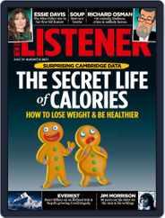 New Zealand Listener (Digital) Subscription July 31st, 2021 Issue