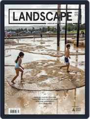 Landscape Architecture Australia (Digital) Subscription August 1st, 2021 Issue