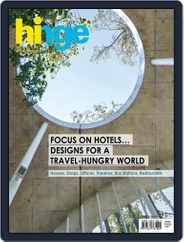 hinge (Digital) Subscription July 26th, 2021 Issue