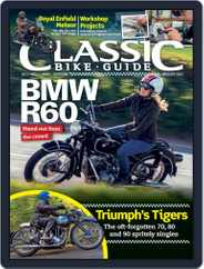 Classic Bike Guide (Digital) Subscription August 1st, 2021 Issue