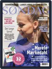 SØNDAG (Digital) Subscription July 26th, 2021 Issue
