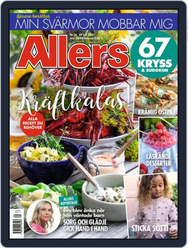 Allers (Digital) July 27th, 2021 Issue Cover