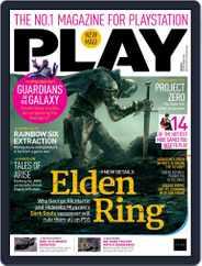 PLAY (Digital) Subscription September 1st, 2021 Issue