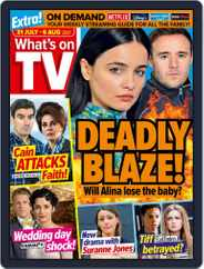 What's on TV (Digital) Subscription July 31st, 2021 Issue