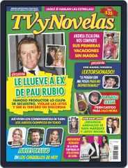 TV y Novelas México (Digital) Subscription July 26th, 2021 Issue