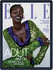 Elle (Digital) Subscription August 1st, 2021 Issue