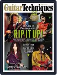 Guitar Techniques (Digital) Subscription September 1st, 2021 Issue