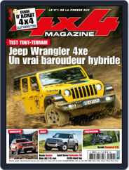 4x4 (Digital) Subscription August 1st, 2021 Issue