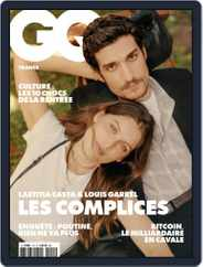 Gq France (Digital) Subscription August 1st, 2021 Issue