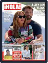 ¡Hola! Mexico (Digital) Subscription August 19th, 2021 Issue