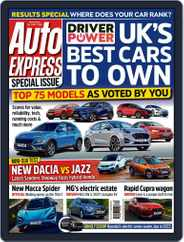 Auto Express (Digital) Subscription July 28th, 2021 Issue