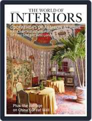 The World of Interiors (Digital) Subscription September 1st, 2021 Issue