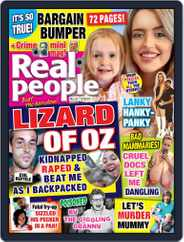 Real People (Digital) Subscription August 5th, 2021 Issue