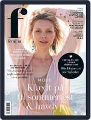 femina Denmark (Digital) Subscription July 29th, 2021 Issue