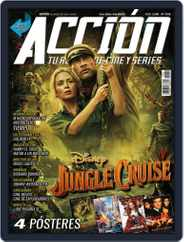 Accion Cine-video (Digital) Subscription August 1st, 2021 Issue
