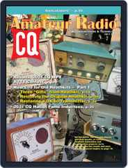 CQ Amateur Radio (Digital) Subscription July 1st, 2021 Issue