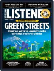 New Zealand Listener (Digital) Subscription August 7th, 2021 Issue