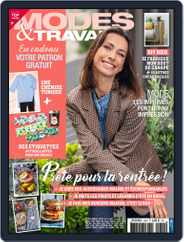 Modes & Travaux (Digital) Subscription August 3rd, 2021 Issue